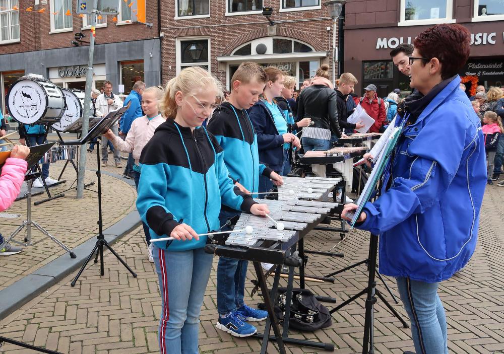sternseslotlanders koningsdag 2019 opleidingsgroep