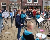 sternseslotlanders koningsdag 2019 opleidingsgroep optreden